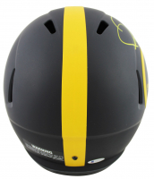"""Jerome Bettis Signed Steelers Eclipse Alternate Speed Full-Size Helmet Inscribed """"HOF 15"""" & """"Bus"""" (Beckett COA) at PristineAuction.com"""