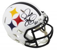Jerome Bettis Signed Steelers AMP Alternate Speed Mini Helmet (Beckett COA) at PristineAuction.com