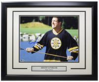 "Adam Sandler Signed ""Happy Gilmore"" 11x14 Custom Framed Photo Display (Beckett COA) at PristineAuction.com"