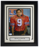 "Adam Sandler Signed ""The Waterboy"" 11x14 Custom Framed Photo Display (JSA COA) at PristineAuction.com"