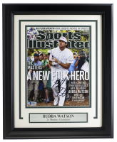 Bubba Watson Signed 11x14 Custom Framed Photo Display (Beckett COA) at PristineAuction.com