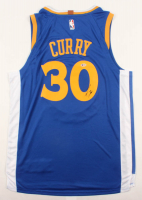 Stephen Curry Signed Warriors Jersey (Beckett COA) at PristineAuction.com