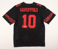 Jimmy Garoppolo Signed 49ers Jersey (JSA COA) at PristineAuction.com