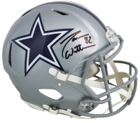 Jason Witten Signed Cowboys Authentic On-Field Speed Full-Size Helmet (Beckett COA & Witten Hologram) at PristineAuction.com