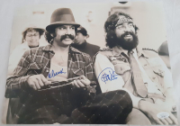 "Cheech Marin & Tommy Chong Signed ""Cheech & Chong's Next Movie"" 11x14 Photo (JSA COA) at PristineAuction.com"
