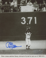 Cleon Jones Signed Mets 1969 World Series 8x10 Photo (Sports Cards SOA) at PristineAuction.com