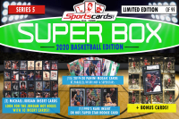 "Sportscards.com ""SUPER BOX"" BASKETBALL MYSTERY BOX Series 5 at PristineAuction.com"