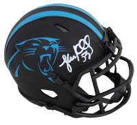 Luke Kuechly Signed Panthers Eclipse Alternate Speed Mini Helmet (Beckett COA) at PristineAuction.com