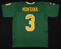 "Joe Montana Signed Jersey Inscribed ""Go Irish!"" (JSA COA) at PristineAuction.com"