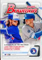 2020 Bowman Baseball Blaster Box at PristineAuction.com
