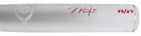 Mike Trout Signed Angels LE Acrylic Baseball Bat (MLB Hologram) at PristineAuction.com