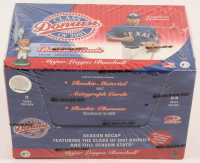 2001 Donruss Class Of 2001 Baseball Hobby Box with Bobble Head at PristineAuction.com
