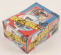 1982 Topps Baseball Cards Wax Box (BBCE Certified) at PristineAuction.com