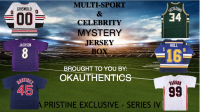 OKAUTHENTICS Multisport & Celebrity Jersey Mystery Box - Series IV (Limited to 100) at PristineAuction.com