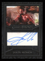 Jason Momoa 2019 Game of Thrones Inflexions Archieve Autograph #NNO at PristineAuction.com