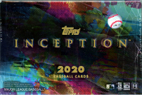 2020 Topps Inception Hobby Box at PristineAuction.com