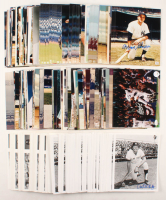 Lot of (540) Signed Yankees 8x10 Photos with Moose Skowron, Johnny Blanchard, Don Larsen, Jack Cullen, Bobby Richardson, Jimmy Wynn, Bob Wickman (JSA COA, Sports Cards SOA & Autograph Reference COA) at PristineAuction.com