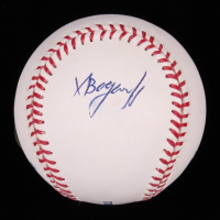 Xander Bogaerts Signed OML Baseball (JSA COA) at PristineAuction.com