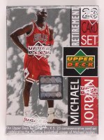 Michael Jordan 1999 Upper Deck Retirement Card Box Set with (23) Cards at PristineAuction.com