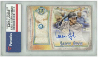 Aaron Judge 2018 Topps Gypsy Queen Bases Around the League Autographs #BALAJ (Fanatics Encapsulated) at PristineAuction.com