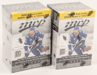 Lot of (2) 2018-19 Upper Deck MVP Blaster Boxes at PristineAuction.com