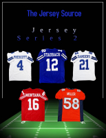 The Jersey Source Mystery Box - Autographed Jersey Elite Mystery Series 2 at PristineAuction.com