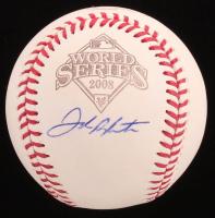 Joe Blanton 2008 World Series Baseball (PSA COA) at PristineAuction.com