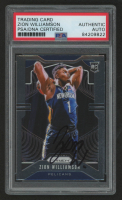 Zion Williamson Signed 2019-20 Panini Prizm #248 RC (PSA Encapsulated) at PristineAuction.com