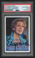 Elizabeth Warren Signed 2016 Decision 2016 #31 (PSA Encapsulated) at PristineAuction.com