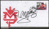 Manny Pacquiao Signed First Day Cover Envelope (Pacquiao COA) at PristineAuction.com