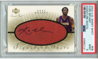 Kobe Bryant 2002-03 Sweet Shot Signature Shots #KB (PSA 9) at PristineAuction.com