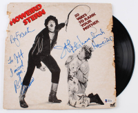 "Howard Stern & Robin Quivers Signed ""50 Ways to Rank Your Mother"" Vinyl Record Album Inscribed ""Let's Have Lunch"" & ""I Missed You!"" (Beckett LOA) at PristineAuction.com"
