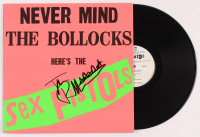 "Johnny Rotten Signed Sex Pistols ""Never Mind The Bollocks"" Vinyl Record Album (JSA Hologram) at PristineAuction.com"
