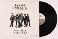 "Jason Isbell Signed ""The Nashville Sound"" Vinyl Record Album (JSA Hologram) at PristineAuction.com"