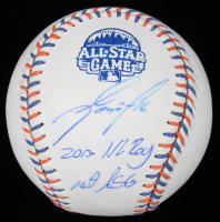 "Jose Fernandez Signed 2013 All-Star Game Baseball Inscribed ""2013 NL ROY"" & ""1st ASG"" (PSA Hologram) at PristineAuction.com"