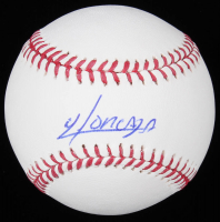 Yoan Moncada Signed OML Baseball (JSA Hologram) at PristineAuction.com