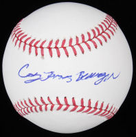 Cody Bellinger Signed OML Baseball (JSA Hologram) at PristineAuction.com