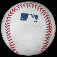 "Carlos Correa Signed 2016 Game-Used OML Baseball Inscribed ""Game Used 8/24/13"" (MLB Hologram) at PristineAuction.com"