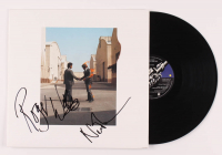 "Roger Waters & Nick Mason Signed Pink Floyd ""Wish You Were Here"" Vinyl Record Album (JSA LOA & PSA LOA) at PristineAuction.com"