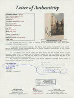 """Roger Waters & Nick Mason Signed Pink Floyd """"Wish You Were Here"""" Vinyl Record Album (JSA LOA & PSA LOA) at PristineAuction.com"""