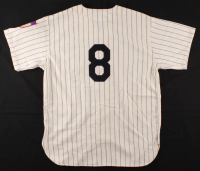 Yogi Berra Signed Yankees Jersey (Beckett Hologram & Steiner Hologram) at PristineAuction.com