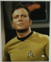 "William Shatner Signed ""Star Trek"" 16x20 Photo (JSA COA) at PristineAuction.com"