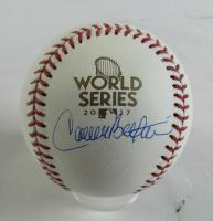 Carlos Beltran Signed Official 2017 World Series Baseball (JSA COA) at PristineAuction.com