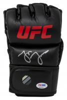 "Jon ""Bones"" Jones Signed UFC Glove (PSA COA) at PristineAuction.com"