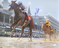 Mike Smith Signed 16x20 Photo (JSA COA) at PristineAuction.com