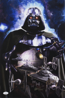 "Greg Horn Signed LE ""Star Wars"" Darth Vader 13x19 Lithograph (JSA COA) at PristineAuction.com"