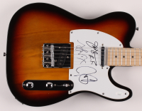 "Gary LeVox, Jay DeMarcus & Joe Don Rooney Signed 39"" Electric Guitar Inscribed ""R.F."" (JSA Hologram) at PristineAuction.com"