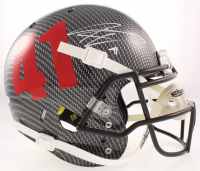 Kenyan Drake Signed Cardinals Full-Size Authentic On-Field Hydro Dipped Helmet (Beckett COA) at PristineAuction.com
