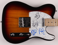 "Gary Cherone, Nuno Bettencourt, Pat Badger & Kevin Figueiredo Signed 39"" Electric Guitar (JSA Hologram) at PristineAuction.com"
