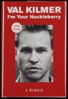 """Val Kilmer Signed """"I'm Your Huckleberry"""" Hardcover Book (Premiere Collectibles COA) at PristineAuction.com"""